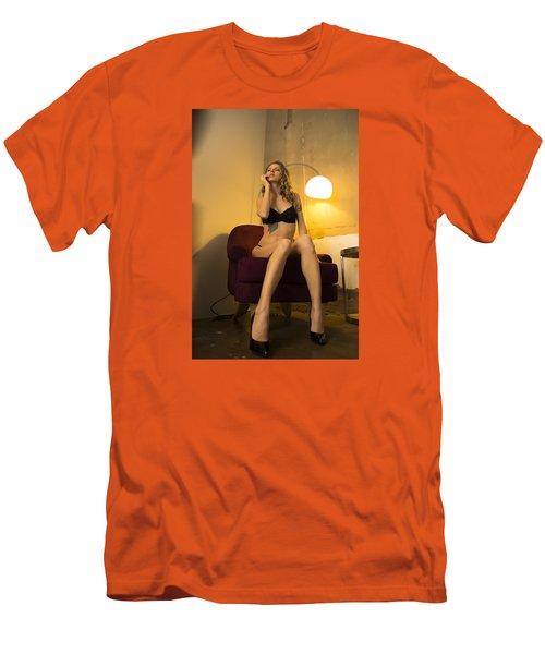 Deep Thoughts 1 Men's T-Shirt (Slim Fit)