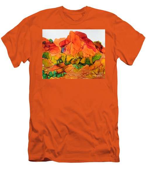 Desert Beauty 6 Men's T-Shirt (Athletic Fit)