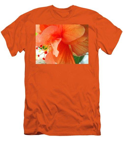 Double Peach Men's T-Shirt (Athletic Fit)