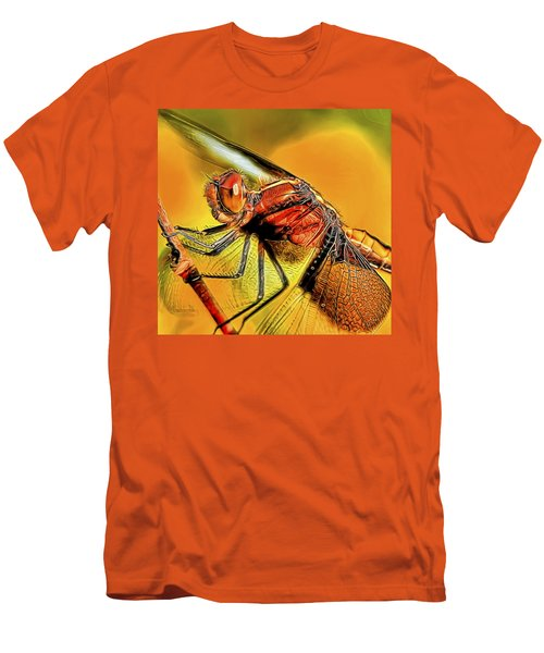 Dragonfly 2 Men's T-Shirt (Athletic Fit)