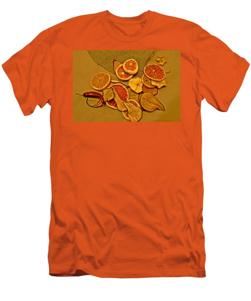 Dried Fruit Men's T-Shirt (Slim Fit) by Brian Chase