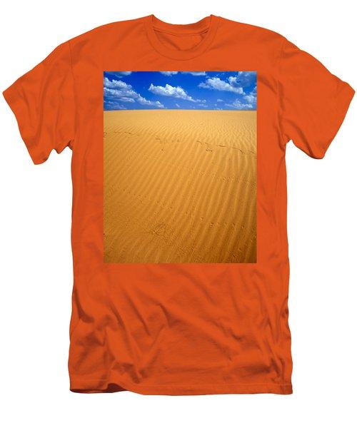 Dunes Men's T-Shirt (Slim Fit)