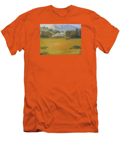 Early Morning At Sofala Men's T-Shirt (Athletic Fit)