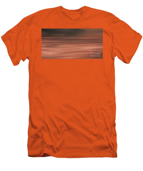 Abstract Earth Motion Soil Men's T-Shirt (Athletic Fit)