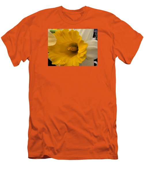 Easter 2014-3 Men's T-Shirt (Slim Fit) by Jeff Iverson