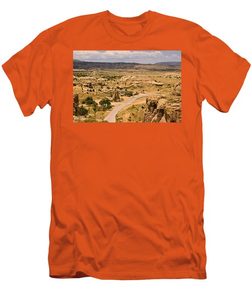 Eastern Mesa View Men's T-Shirt (Athletic Fit)