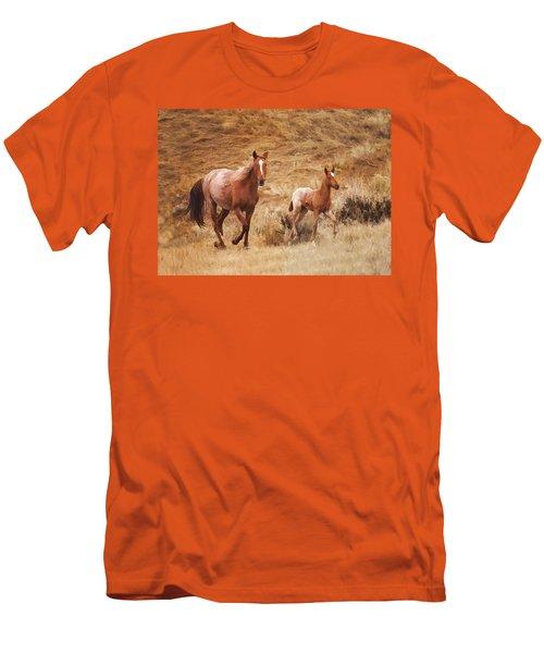 Exercise Men's T-Shirt (Athletic Fit)