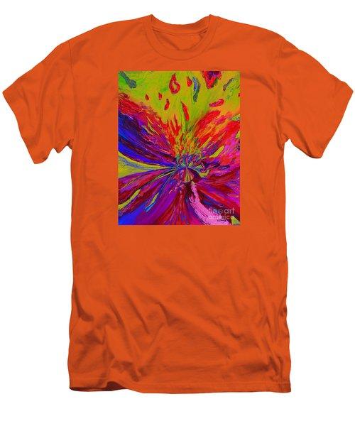 Fantasy Men's T-Shirt (Slim Fit) by Loredana Messina