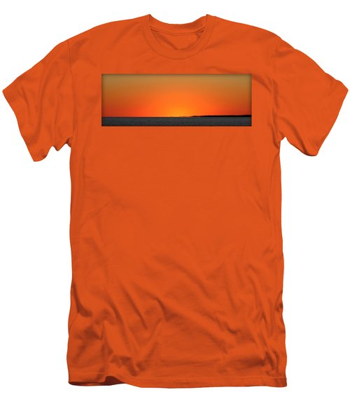 Florida Orange Men's T-Shirt (Athletic Fit)