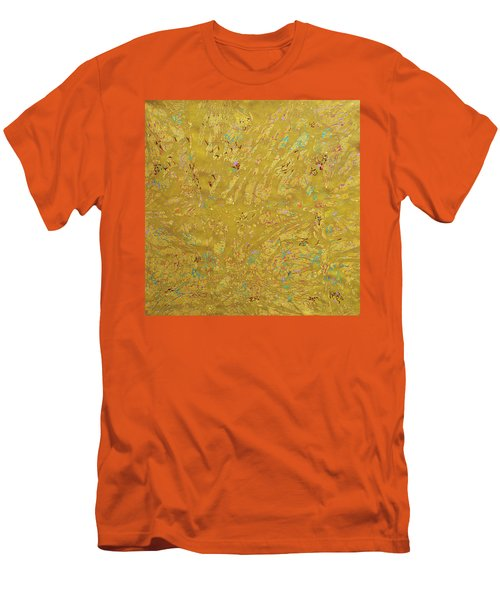 Gems And Sand Men's T-Shirt (Athletic Fit)