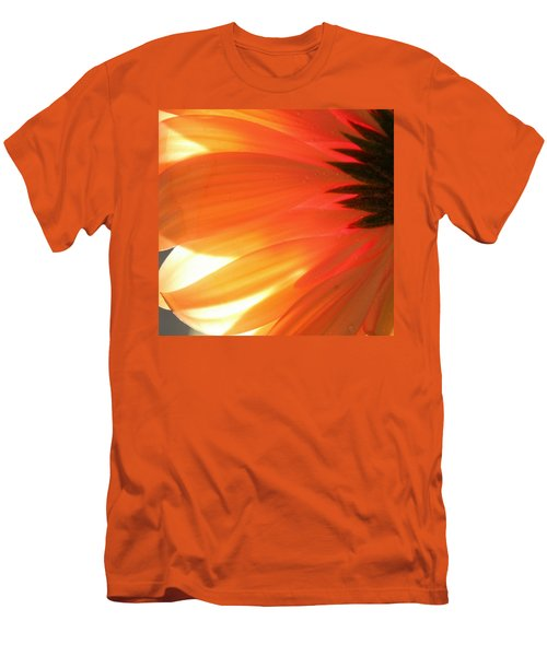 Gentle Flame Men's T-Shirt (Athletic Fit)