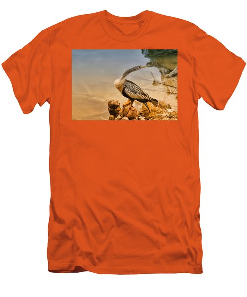 Giving The Look Men's T-Shirt (Athletic Fit)