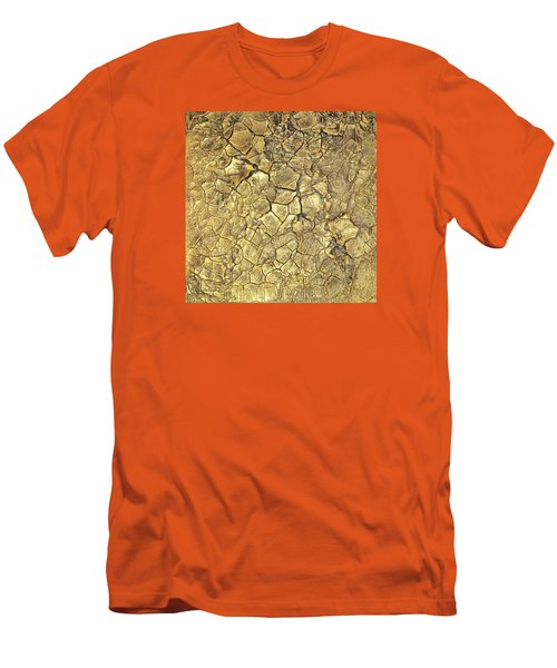 Gold Fever 1 Men's T-Shirt (Athletic Fit)