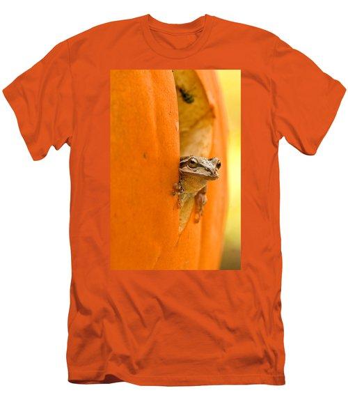 Halloween Surprise  Men's T-Shirt (Athletic Fit)