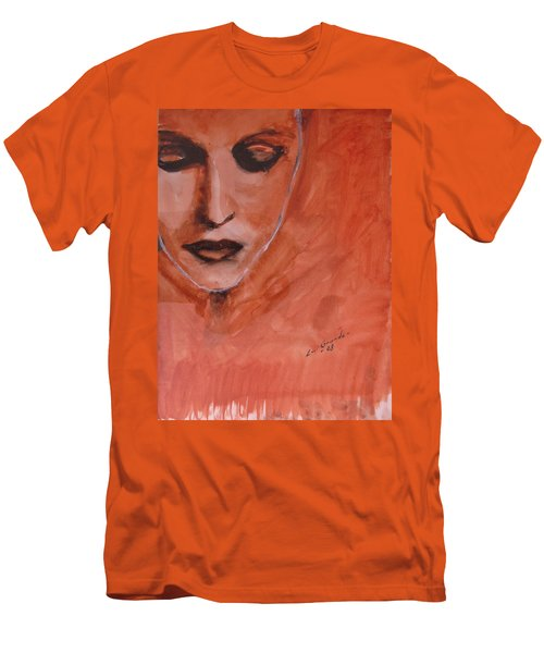 Looking To Her Soul Men's T-Shirt (Athletic Fit)