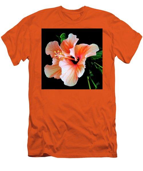 Hibiscus Spectacular Men's T-Shirt (Athletic Fit)