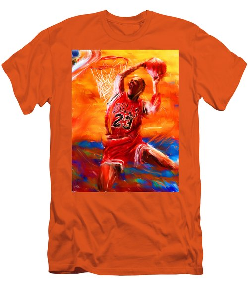 His Airness Men's T-Shirt (Athletic Fit)