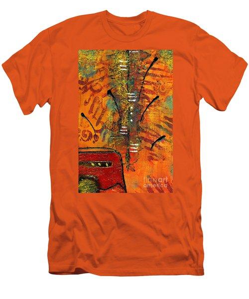 His Vase Men's T-Shirt (Athletic Fit)