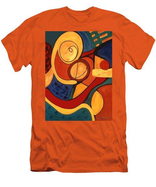 Illuminatus 3 Men's T-Shirt (Athletic Fit)