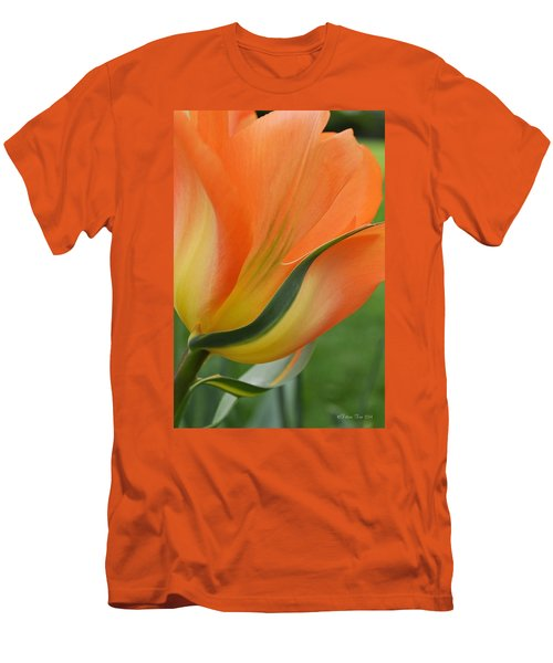 Imperfect Beauty Men's T-Shirt (Slim Fit) by Felicia Tica