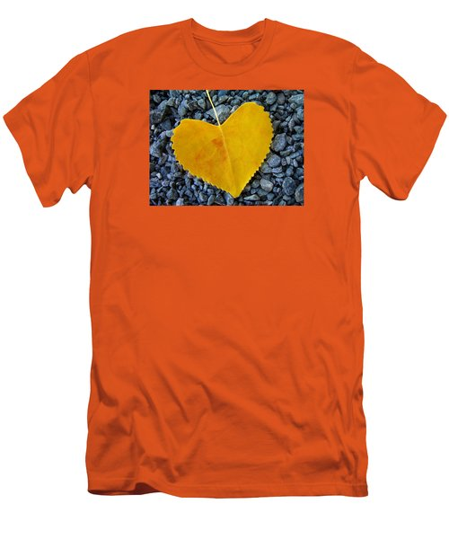 Men's T-Shirt (Slim Fit) featuring the photograph In Love ... by Juergen Weiss