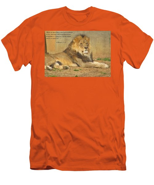 Inspirations 2 Men's T-Shirt (Slim Fit) by Sara  Raber