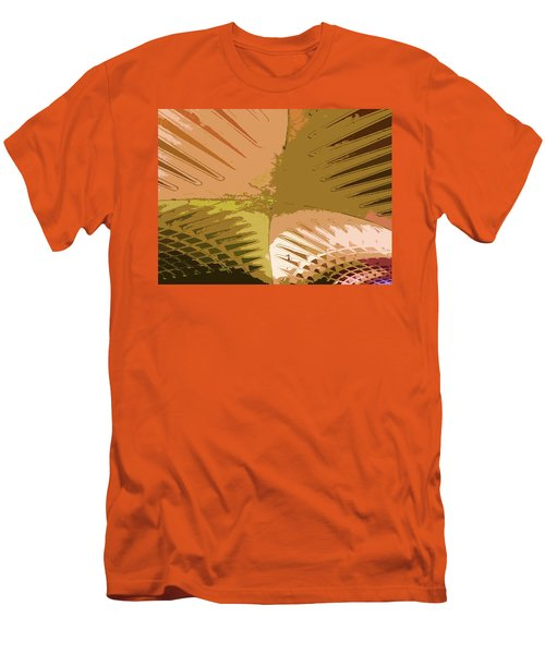 Intersection Men's T-Shirt (Slim Fit) by Julio Lopez