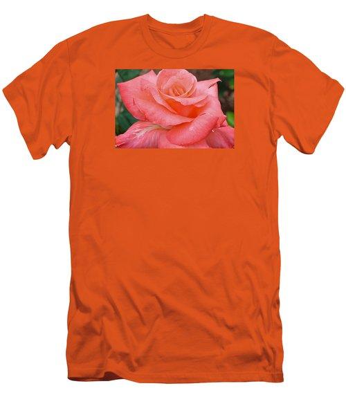 Jewel Men's T-Shirt (Slim Fit) by Julie Andel