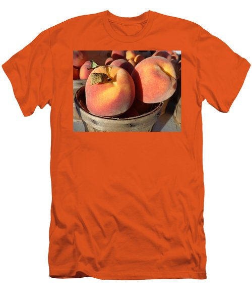 Just Peachy Men's T-Shirt (Athletic Fit)