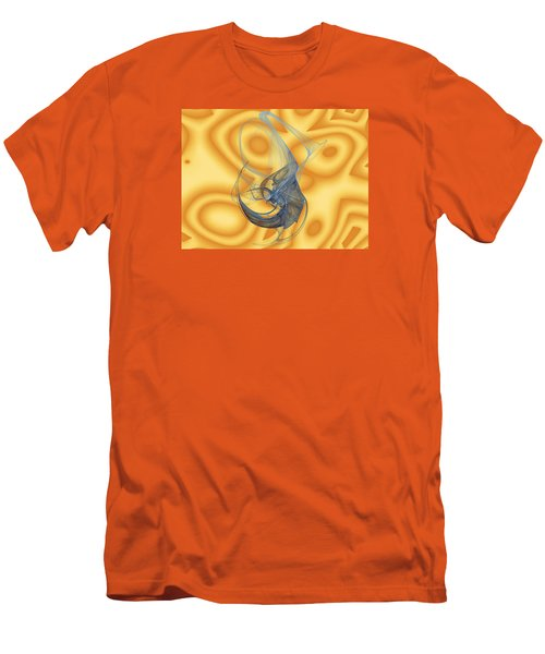 Lagoon Men's T-Shirt (Slim Fit) by Jeff Iverson