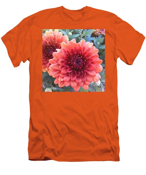 Men's T-Shirt (Slim Fit) featuring the photograph Last Of The Summer by Denyse Duhaime