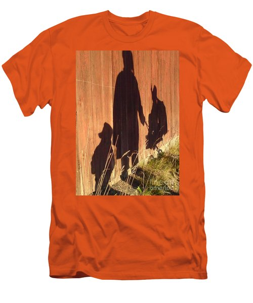 Late Summer Walk Men's T-Shirt (Slim Fit) by Martin Howard