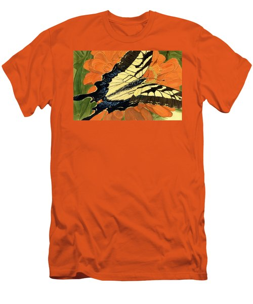 Lepidoptery Men's T-Shirt (Athletic Fit)