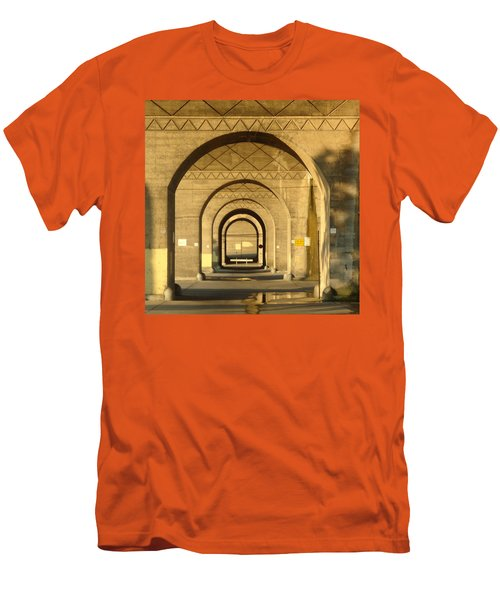 Men's T-Shirt (Slim Fit) featuring the photograph Matryoska by Joseph Skompski
