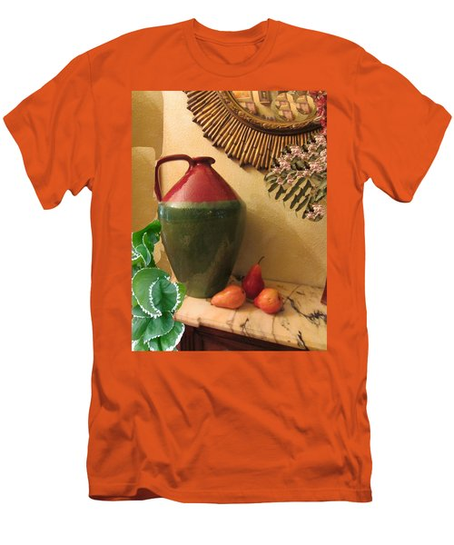 Mediterranean Juicy Snack Men's T-Shirt (Athletic Fit)