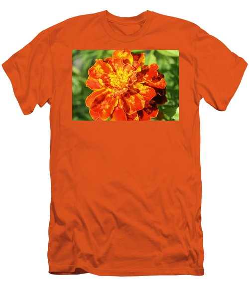 Merry Marigold Men's T-Shirt (Athletic Fit)