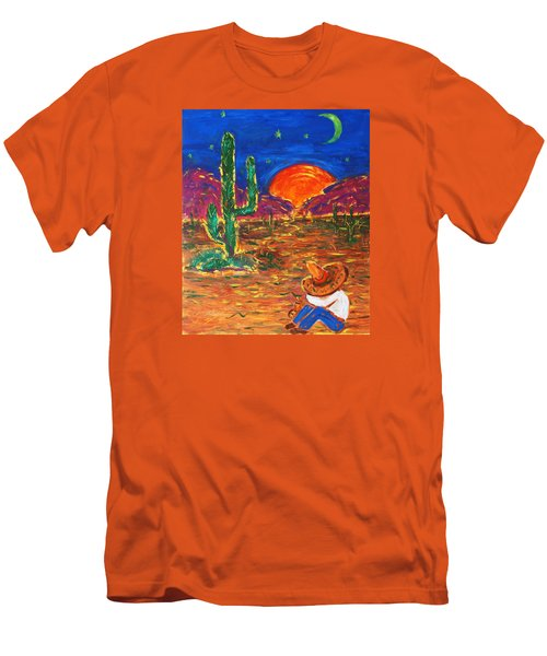 Mexico Impression IIi Men's T-Shirt (Athletic Fit)