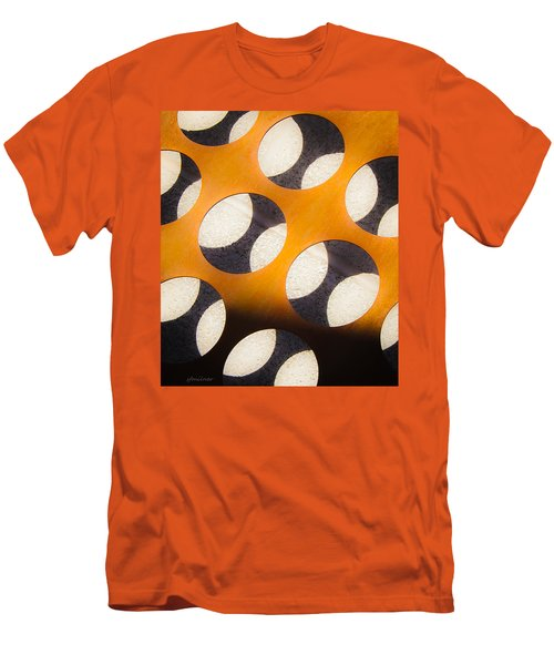Men's T-Shirt (Slim Fit) featuring the photograph Mind - Hemispheres  by Steven Milner