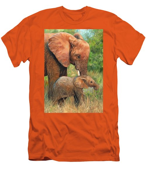 Mother Love 2 Men's T-Shirt (Athletic Fit)