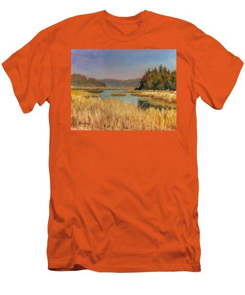 Murvale Creek Men's T-Shirt (Athletic Fit)