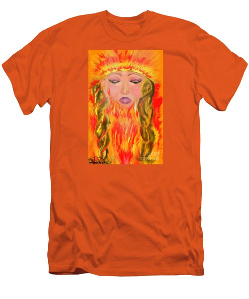My Burning Within Men's T-Shirt (Athletic Fit)