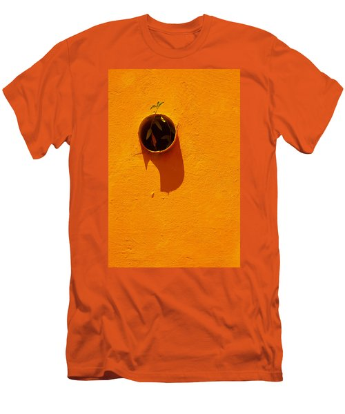 Nature Don't Stop Men's T-Shirt (Athletic Fit)