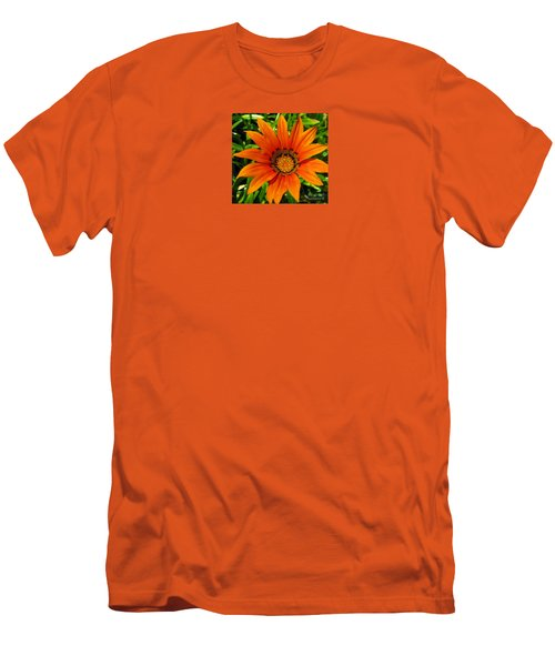Orange Sunshine Men's T-Shirt (Slim Fit)