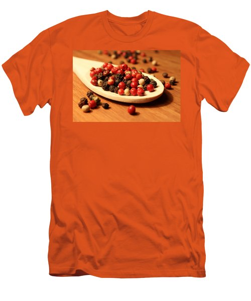 Peppercorns Men's T-Shirt (Athletic Fit)