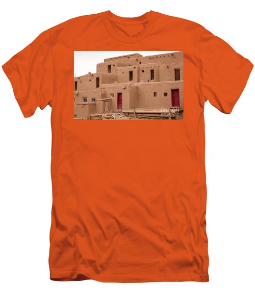 Pueblo Living Men's T-Shirt (Athletic Fit)