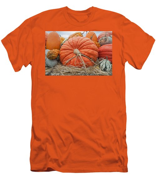 Pumpkin Times Men's T-Shirt (Athletic Fit)