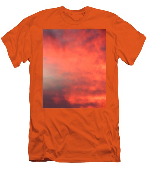 Red Sky At Night Men's T-Shirt (Athletic Fit)