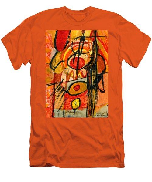 Relativity Men's T-Shirt (Slim Fit) by Stephen Lucas
