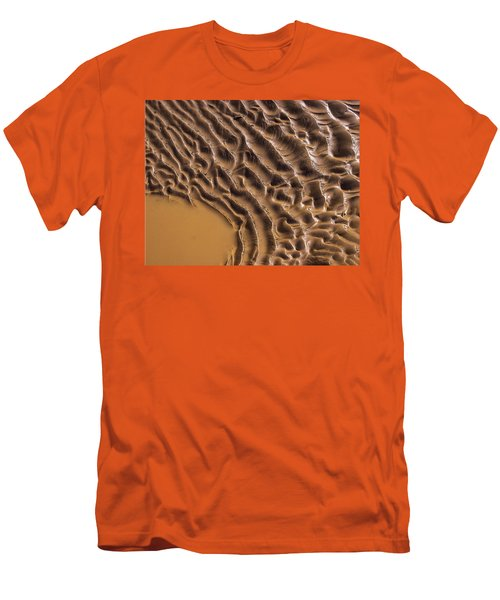 Ripples And Fins Men's T-Shirt (Athletic Fit)