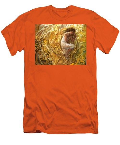 Santita  Men's T-Shirt (Athletic Fit)